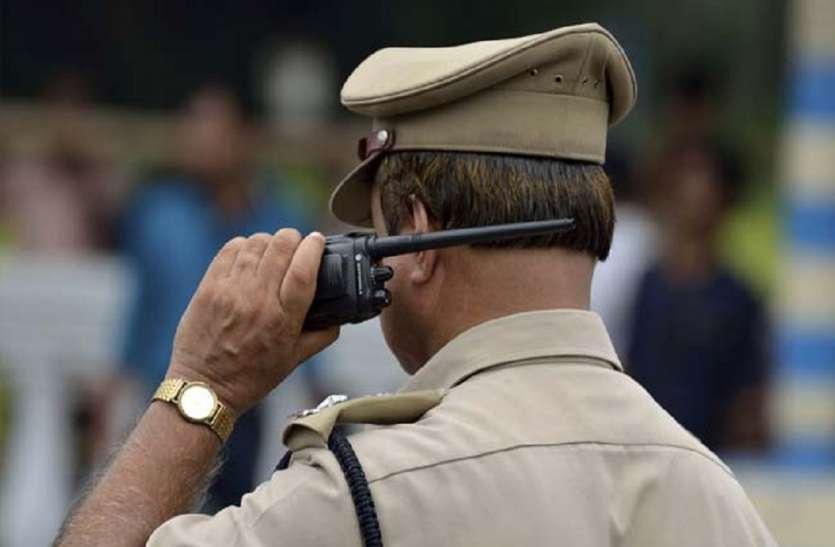 नई सरकार बनते ही पुलिस विभाग में पहली सर्जरी