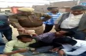 100 रूपये लेकर यूपी पुलिस चलवाती है जुए की फड़, सामने आया वीडियो तो मचा हड़कंप