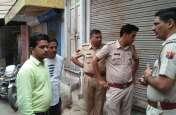 अलवर में यहां टूटे पांच दुकानों के ताले, लाखों रुपए की हुई चोरी, व्यापारियों में आक्रोश