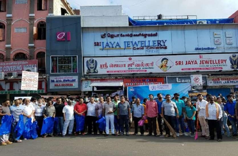 स्वच्छ भारत सेवा व सफाई अभियान रुके नहीं : लक्ष्मणन