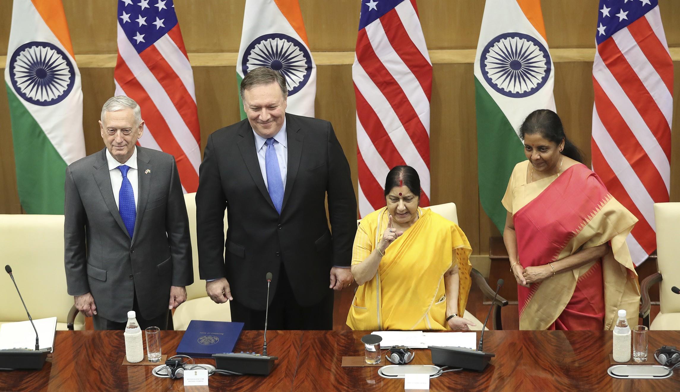 भारत से एक खास रणनीति के तहत रिश्ते सुधार रहा है अमरीका