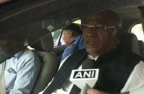 रफाल सौदा: आर-पार की लड़ाई के मूड में कांग्रेस, मल्लिकार्जुन खड़गे ने बताई अगली रणनीति