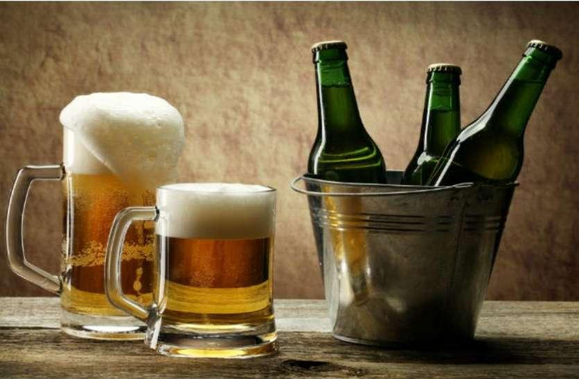बीयर ने ले ली पीएसी के जवान की जान, पुलिस भी हैरान