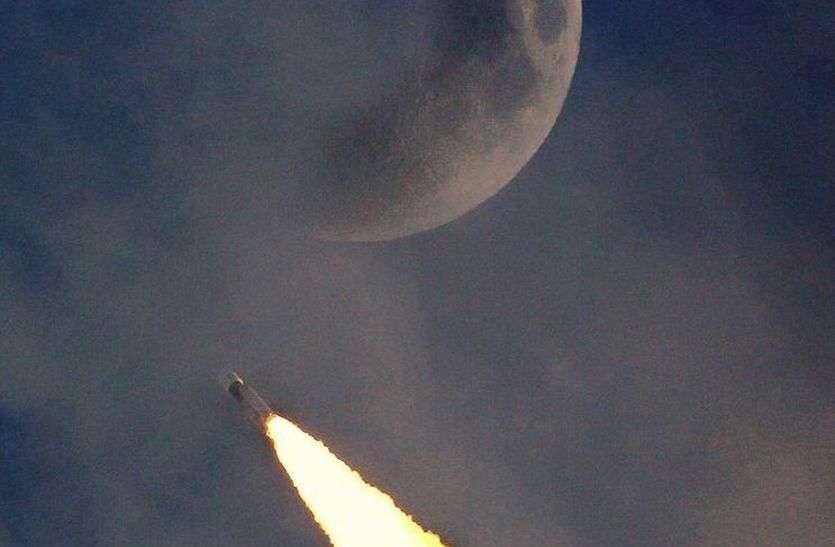 सफल रहा जीसैट-29 का पहला कक्षा परिवर्तन