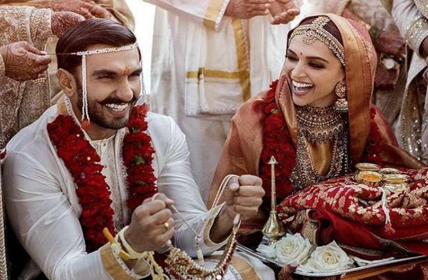 इटली से सामने आई DeepVeer की शादी की पहली तस्वीर