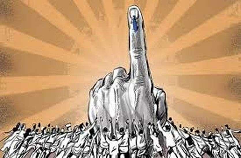 Madhya pradesh election 2018 : डिंडोर ने इस्तीफा वापस लेने के लिए दिया आवेदन, डॉ. ओहरी को नहीं मिली राहत