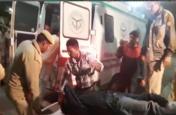 अब मुठभेड़ से थर्राया सपा नेता आजम खान का शहर रामपुर, पुलिस ने बदमाश को किया बेहाल