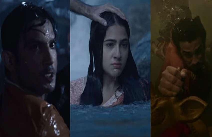 एक्टिंग डेब्यू फिल्म में सारा की एक्टिंग काबिलेतारीफ है। मूवी में फिल्म में सारा अली खान की प्रेजेंस बेहद खूबसूरत तरीके से दी गई है। वहीं सुशांत ने भी बेहतरीन अदाकारी की है।