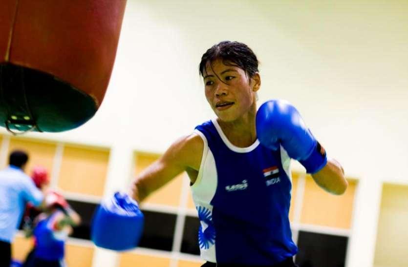 World Boxing Championship: मैरी कॉम के पास छठी बार वर्ल्ड चैंपियन बनने का मौका, देखें सभी ड्रा
