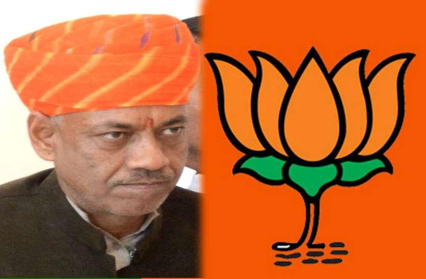 Breaking : राजस्थान में BJP को एक और झटका, अब ये दिग्गज नेता दे रहे हैं इस्तीफा