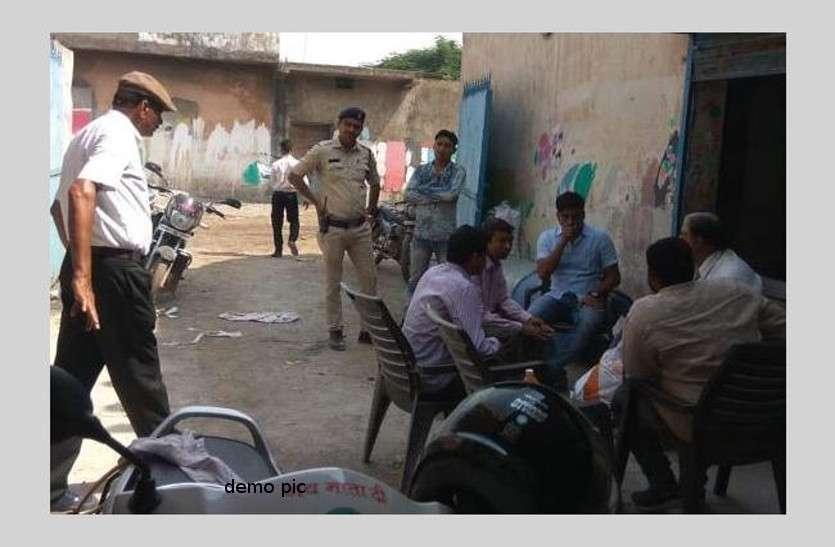 रेलवे पुलिस ने दलाल के ठिकाने पर मारा छापा, 76 हजार का इ-टिकट जब्त