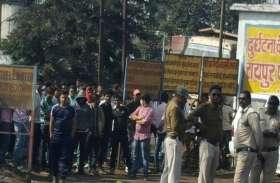 दुर्घटना के एक माह बाद रायपुर स्टील के क्रेन ऑपरेटर के खिलाफ एफआईआर