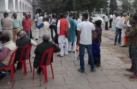 MP election 2018:  चुनाव मैदान में 158 सूरमा, चार विधानसभा में बीजेपी, एक में कांग्रेस व दो में बसपा को पहले नंबर पर मिला चिन्ह