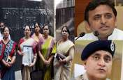 अखिलेश के निर्देश पर सपा महिला सभा ने DGP ओपी सिंह से मिल इन बड़े मामले पर तुरंत कार्रवाई की उठाई मांग