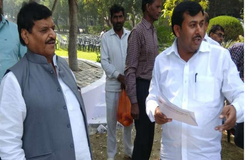 शिवपाल यादव के साथ आए इस युवा नेता ने बढ़ा दी समाजवादी की टेंशन, अपने ही गढ़ में बेबस नजर आ रहे सपाई