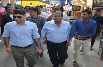 छह माह से जोधपुर में छुपा था करोड़ों के फर्जी ऋण लेने का आरोपी