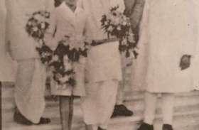 PICS : राजकीय सम्मान के साथ राजा दिग्विरेन्द्र सिंह सोलंकी का अंतिम संस्कार