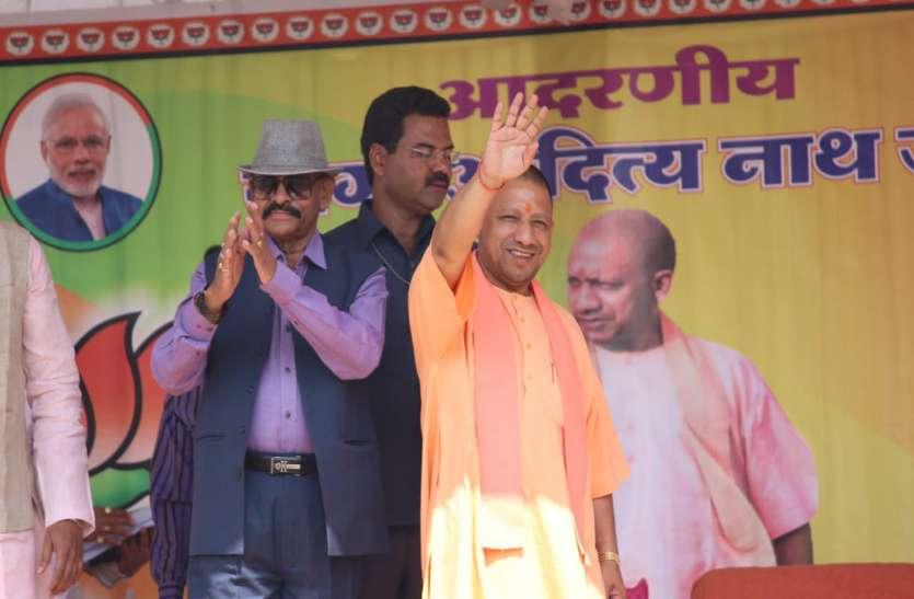 योगी आदित्यनाथ ने राहुल गांधी के बारे में कह दी ये बड़ी बात, कहा- कांग्रेस में माफिया और आपराधिक प्रवृत्ति के लोग