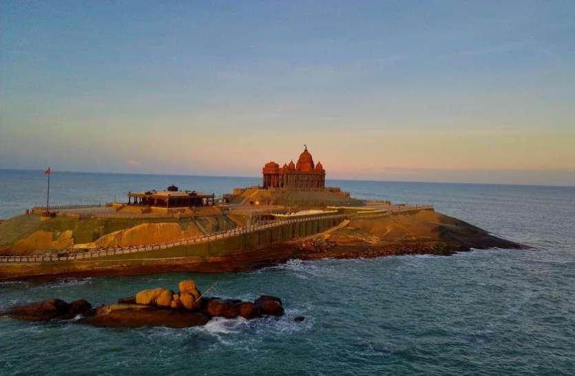 इस जगह के चट्टान की है पूरी दुनिया में चर्चा, कन्याकुमारी में स्थित विवेकानंद रॉक मेमोरियल इस वजह से है खास