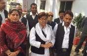 एसपी पर रुद्रांश के परिजनों व वकीलों ने लगाया बदसलूकी से पेश आने का आरोप,