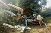 Breaking: सवारियों से भरी टेम्पो व टेलर में ज़बरदस्त भिड़ंत तीन की मौत तीन घायल मृतकों के परिजनों में कोहराम