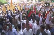 नागरिकता संशोधन विधेयक के खिलाफ 70 संगठनों का दिसपुर में हल्ला बोल