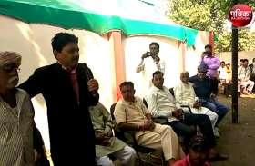 Video : Rajasthan Election 2018: राज्यमंत्री का टिकट कटने के बाद कार्यकर्ता बोले 17 को निर्दलीय भराएंगे नामांकन, रावत बोले धैर्य रखो