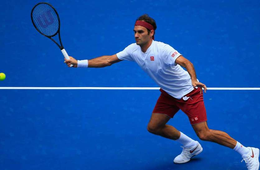 Tennis : फेडरर एटीपी फाइनल्स के सेमीफाइनल में