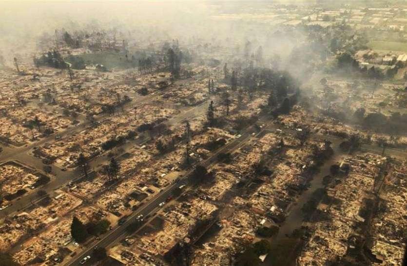 Image result for कैलिफोर्निया: इतिहास की सबसे भीषण आग में अब तक 600 लापता, ट्रम्प कर सकते हैं दौरा