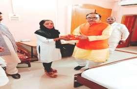 बीजेपी ने मुस्लिम महिला नेता को दी बड़ी जिम्मेवारी, पद संभालते ही दिया बड़ा बयान