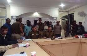 गोरखपुर में उन्नाव पुलिस का बड़ा एक्शन, बंधक को बरामद कर तीन अभियुक्तों को किया गिरफ्तार