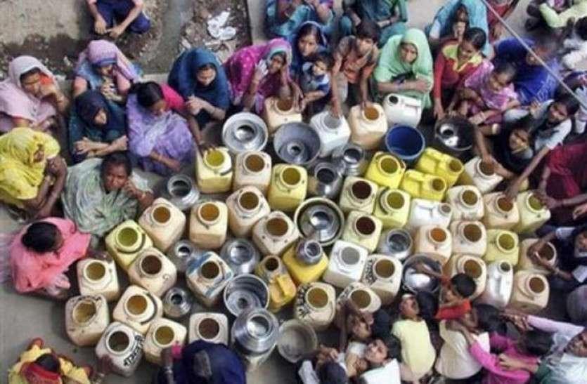 मुंबई में 10 प्रतिशत पानी की कटौती शुरू