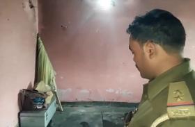 सपा और प्रसपा नेताओं ने पुलिस चौकी में जमकर मचाया उत्पात, वीडियो आया सामने