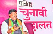 चुनावी अदालत : समृद्ध और समस्या मुक्त हुजूर बनाना ही मेरा सपना है - रामेश्वर शर्मा
