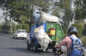 PICS : सूरत शहर में कचरा बड़ी समस्या