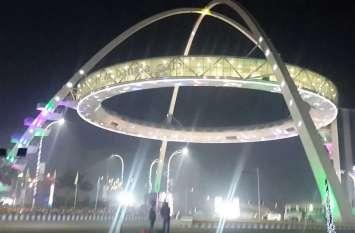 55 मीटर ऊंचा रेस्तरां हो फिट तो खुल जाए विश्व बांग्ला गेट