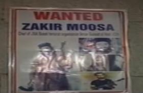 जम्मू-कश्मीर के आतंकवादी संगठन अंसार गजवत-उल-हिन्द के प्रमुख जाकिर मूसा के पंजाब में पोस्टर जारी