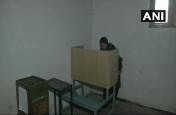 जम्मू एवं कश्मीर: पंचायत चुनाव के लिए मतदान शुरू, सुरक्षा व्यवस्था के तगड़े इंतजाम