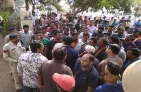 Big Breaking: NSUI कार्यकर्ताओं ने BJP कार्यकर्ता को जमकर पीटा, आक्रोशित भाजपा नेताओं ने किया थाने का घेराव