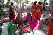 video story : महिलाओं ने आंवले के पेड़ का पूजन कर मांगी सुख-समृद्धि