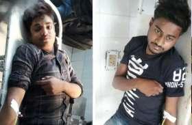 आजमगढ़ बड़ी पुलिस मुठभेड़, आशीष यादव और प्रहलाद यादव को लगी गोली