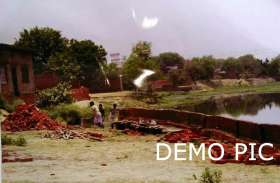 आजमगढ़ में फर्जीवाड़ा कर करोड़ों की जमीन पर कब्जा, बीजेपी नेता पर भी आरोप