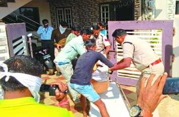 फांसी के फंदे पर लटकी मिली SBI के अधिकारी की लाश, कानपुर से आया था ट्रेनिंग पर