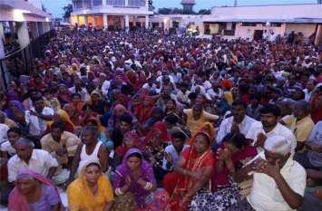संत चतुरदास महाराज मंदिर का वार्षिकोत्सव 19 को