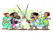 MP ELECTION 2018: सियासी समर में चुकता करेंगे पुरानी अदावत का हिसाब