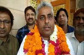 video : शिक्षा के क्षेत्र में बढ़ रहे जोधपुर पर कांग्रेस ने जताया शिक्षाविद् पर भरोसा, प्रो अय्यूब खान को मिला टिकट