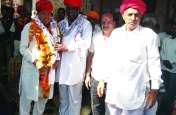 कुंभलगढ़ : कांग्रेस ने एक हार, एक जीत वाले गणेशसिंह परमार को तीसरी बार दिया मौका