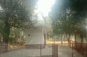 चोरों ने मंदिर को बनाया निशाना, भगवान की मूर्ति समेत तिजोरी के रुपए पार कर हुए चंपत