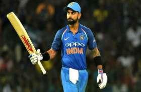 विराट कोहली ने टी-20 सीरीज से पहले खेला माइंड गेम, इस प्लेयर को चैम्पियन बता कंगारू पर बनाया दबाव