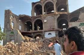 हनुमानगढ़: निर्माणाधीन गुरुद्वारे का हिस्सा भरभराकर गिरा, मलबे में दबने से तीन सेवादारों की मौत